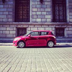 Suzuki Swift - idealny do miejskiej jazdy. http://manmax.pl/suzuki-swift-idealny-miejskiej-jazdy/