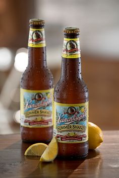 Leinenkugel's Summer Shandy -- The perfect beer for spring and summer! #Chilis