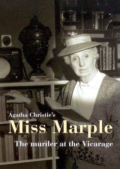 Joan Hickson as Miss Marple ~ Agatha Christie's, The Murder at the Vicarage