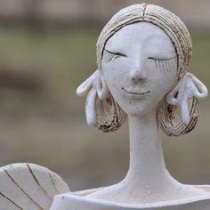 JOANNA PIOTROWSKA - anioł niebieska dama