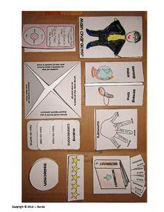 lap book report project rundes room teacherspayteacherscom