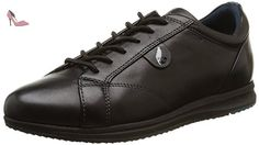 Avery B, Sneakers Basses Femme, Noir (Black C9997), 37 EUGeox