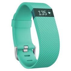Pick One - Fitbit Charge HR Heart Rate + Activity Wristband Small – Teal