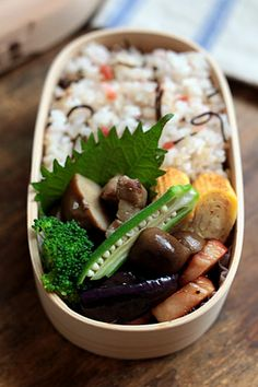 Obento, Japanese Lunch box