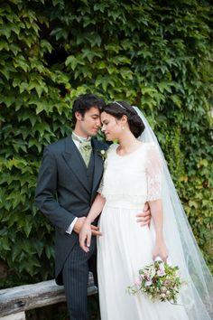 Gown love. Laure de Sagazan. Photography by emilieiggiotti.com