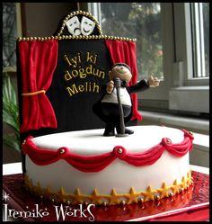 theater cake - Pesquisa Google