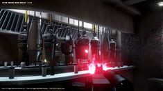 Unreal 4 Mos Eisley Fan Art part 1 - the Cantina