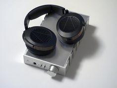 The Audiophiliac checks out the Audeze Deckard headphone amp, Audeze EL-8 headphones and Adam Audio F5 speakers.