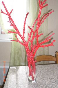 another way to make coral branches