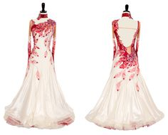 Cherries in the Snow - Encore Ballroom Couture