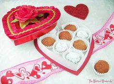 Chocolate Truffles (Harried Housewife)