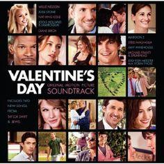 Original Soundtrack - Valentine's Day (Original Motion Picture Soundtrack) (CD)