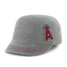 size 40 0603d b8496 Los Angeles Angels Dover Gray 47 Brand Womens Hat