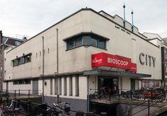 De City Bioscoop aan de Voorstraat (Foto: Arjan den Boer)