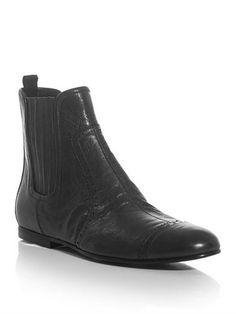 Arena leather Chelsea boots   Balenciaga   MATCHESFASHION.COM