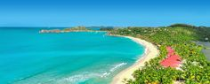 All inclusive antigua resort & Spa vacation packages for a luxury caribbean holiday - Galley Bay - Antigua