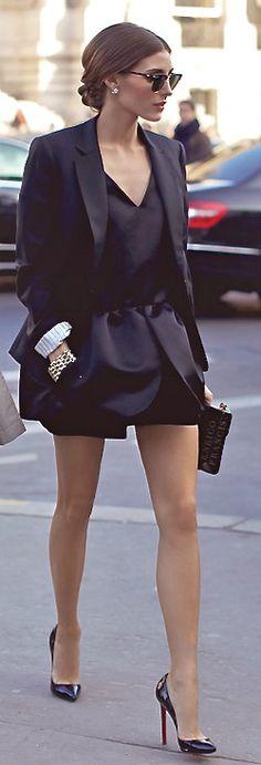 Street Style Elegant