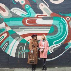 #StudioDIYWallCrawl: The Best Walls in London | Studio DIY®