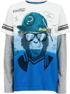 Desigual Boys Gregor t-shirt on shopstyle.co.uk