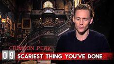 Hot Minute: Tom Hiddleston