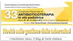 Novità sulla gestione della tubercolosi in età pediatrica
