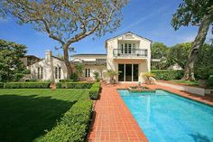Grand Gated Luxury La Jolla Estate with private pool and manicured gardens