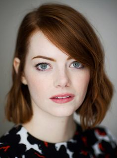 """30 glorious women (16/30): Emma Stone""""I can't think of any better representation of beauty than someone who's unafraid to be herself."""""""