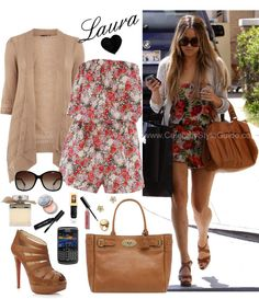 """""""Celebrity Style: Lauren Conrad xx"""" by laura-xox on Polyvore"""