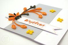 Urodzinowa kartka dla Wojtka | Kartki ręcznie robione, zaproszenia ślubne handmade Poznań
