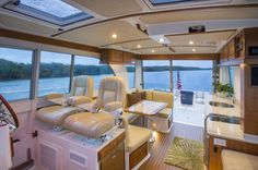 LOVING the layout of the new Back Cove 41!
