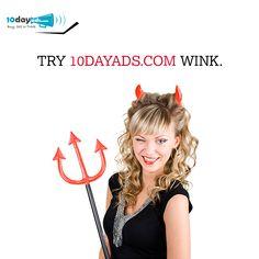 Try 10dayads.com wink. #VideoAds #FreeAdvertisingSites