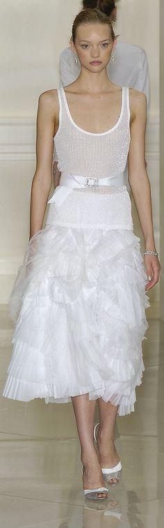 Ralph Lauren spring 2005