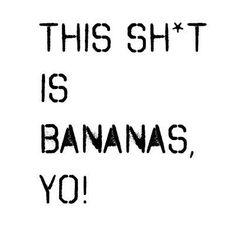 this shit is bananas, yo! LOVE @Shaun T