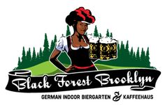 Black Forest Brooklyn- By day, a casual coffee shop, and by night, it's an indoor beer garden, offering a wide selection of German brews. The food menu has schnitzel, flatbreads, pretzels, goulash, and other affordably-priced German pub grub.