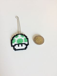 1up Mushroom  Super Mario inspired by TinksPixels on Etsy