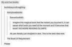 The Book of Requirement