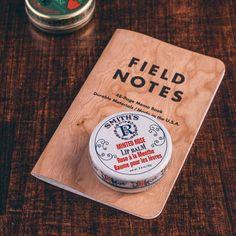 Cherry Graph Memo Book - Original 3-pack - Field Notes