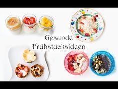 Morgens muss es oft alles ganz fix gehen. Deswegen wollte ich euch heute ein paar schnelle leckere Frühstücksideen zeigen!