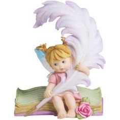 Guest Book Fairie  by My Little Kitchen Fairies from series ten
