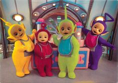 Teletubbies Characters AND Logo | eBay