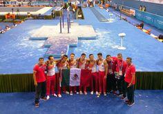 Hace historia México en Gimnasia Varonil durante Mundial en China ~ Ags Sports
