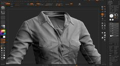 Making Cloths with Zbrush + Marvelous Designer