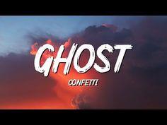 Confetti - Ghost (Lyrics) - YouTube Dream Song, Confetti, Lyrics, Neon Signs, Songs, Youtube, Box, Sad, Pretty
