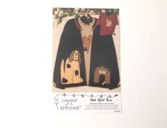 Applique Pattern Dog and Dog House Dog Applique by 2Fun4Words