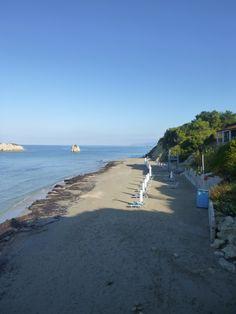 Beach, Water, Outdoor, Corfu, Gripe Water, Outdoors, Seaside, Outdoor Games, Aqua