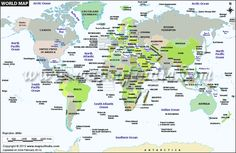 Rajeev sharma rajive on pinterest world map gumiabroncs Gallery