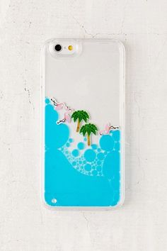 Flamingo's Paradise iPhone 6/6s Case