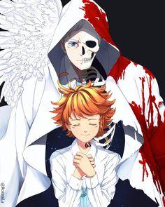 Emma e Norman (Yakusoku no Neverland) Otaku Anime, Manga Anime, Anime Art, Desenhos Love, My Little Pony Games, Animes Wallpapers, Tsundere, Fanart, Anime Life