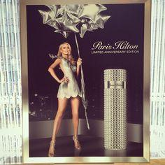 @ParisHilton  #Loves the #adcampaign for her 18th #perfume! The #ParisHiltonAnniversary LTD. Edition. Celebrating 10 incredibly successful years in the #fragrance industry! #Beauty #Fashion #MillerPR #ParisHilton #Photography #Vogue