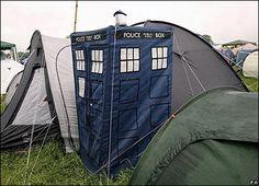 A tent? I want it.